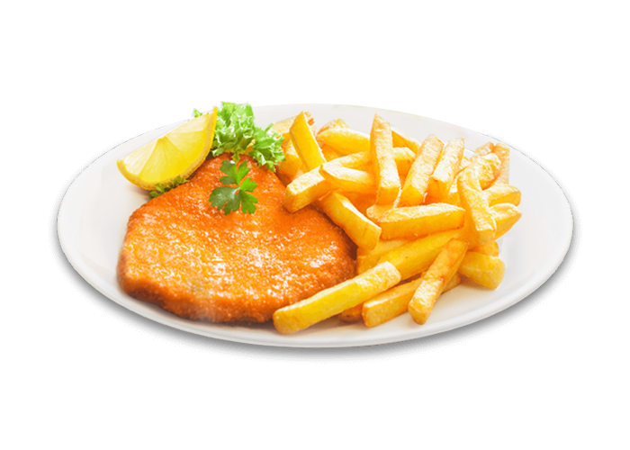 Menu Plat Escalope