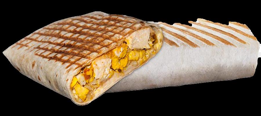 Menu Sandwich Tacos
